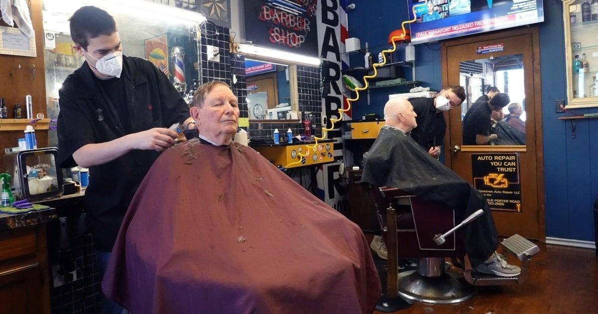 barber shop coronavirus getty images