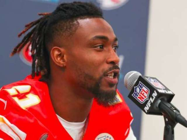 Chiefs' Bashaud Breeland Held at Gunpoint by Officer During Drug Arrest