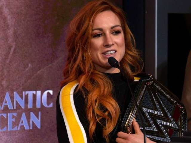 WWE: Becky Lynch Releases New Statement After Pregnancy Announcement