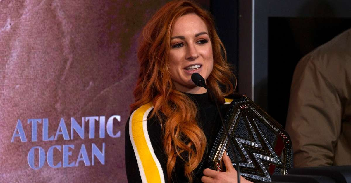 Becky Lynch pregnancy announcement new statement