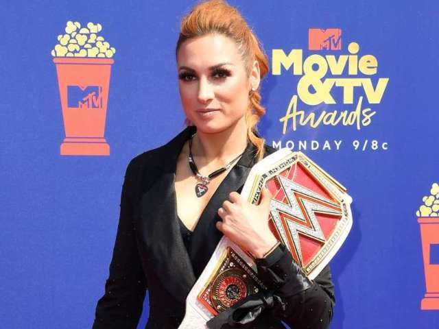 WWE Fans Shocked by Becky Lynch's Pregnancy Reveal