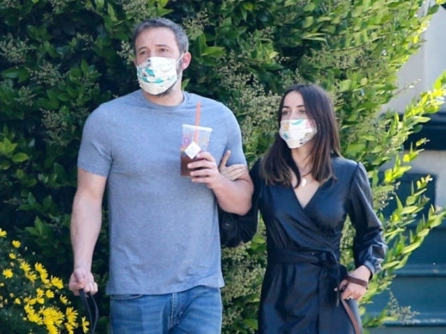 Ben Affleck and Ana de Armas Are Instagram Official in Photos Celebrating Her Birthday Together Amid Quarantine
