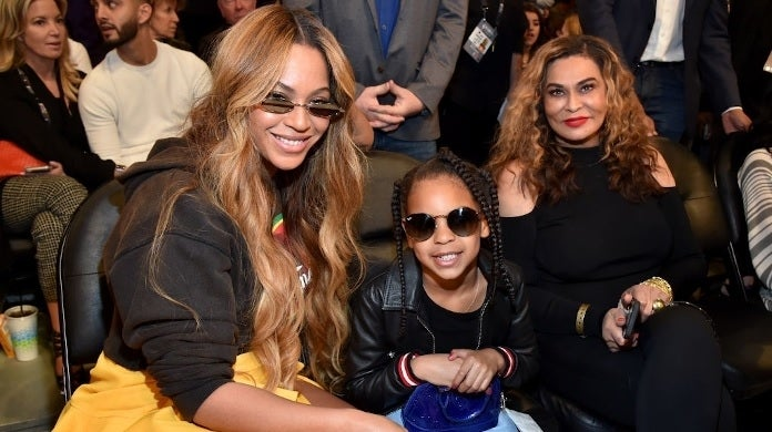 beyonce tina knowles getty images