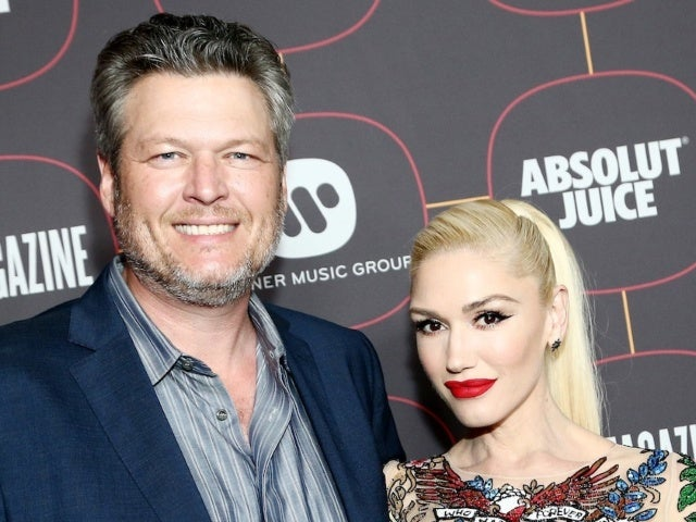 Blake Shelton Calls Gwen Stefani His 'Most Expensive Hair and Makeup Artist'