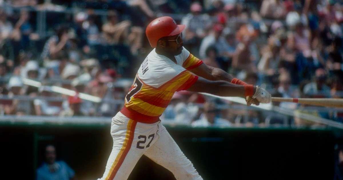 Bob Watson MLB all star World Series  GM dead 74