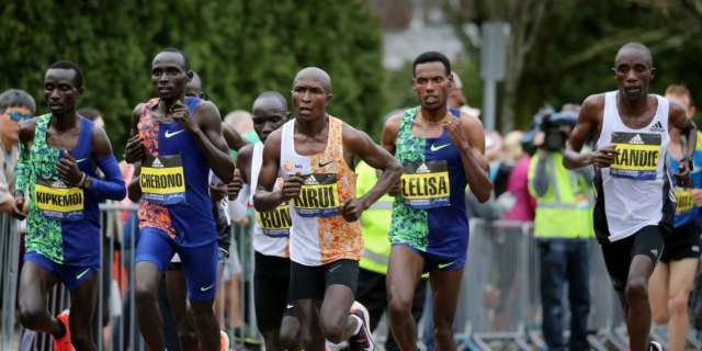 Boston Marathon canceled first time replaced virtual race