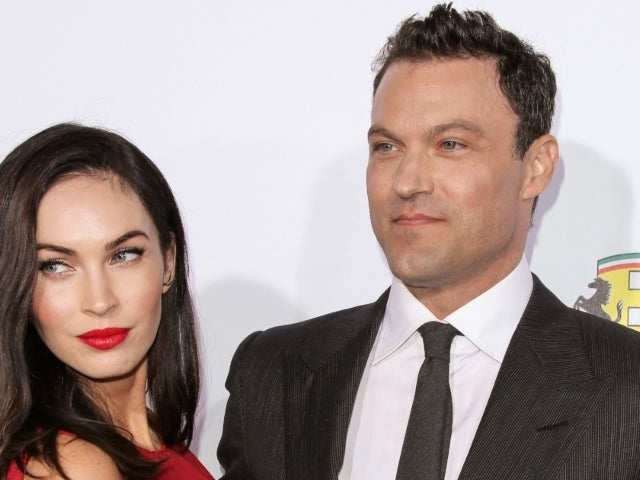 Brian Austin Green Grabs Coffee at Same Spot Wife Megan Fox and Machine Gun Kelly Were Seen
