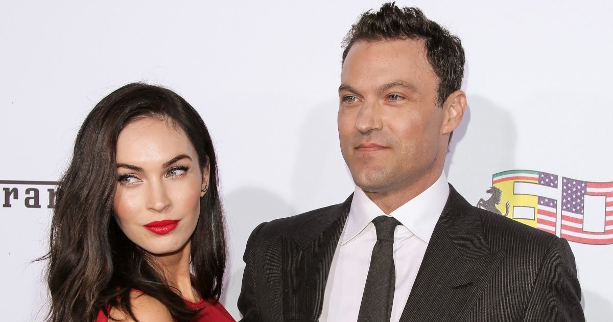 brian austin green megan fox getty images