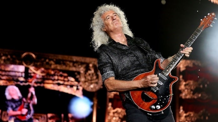 brian may getty images