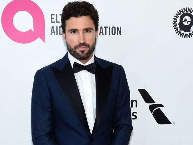 Brody Jenner Hits the Beach Despite Stay-at-Home Orders