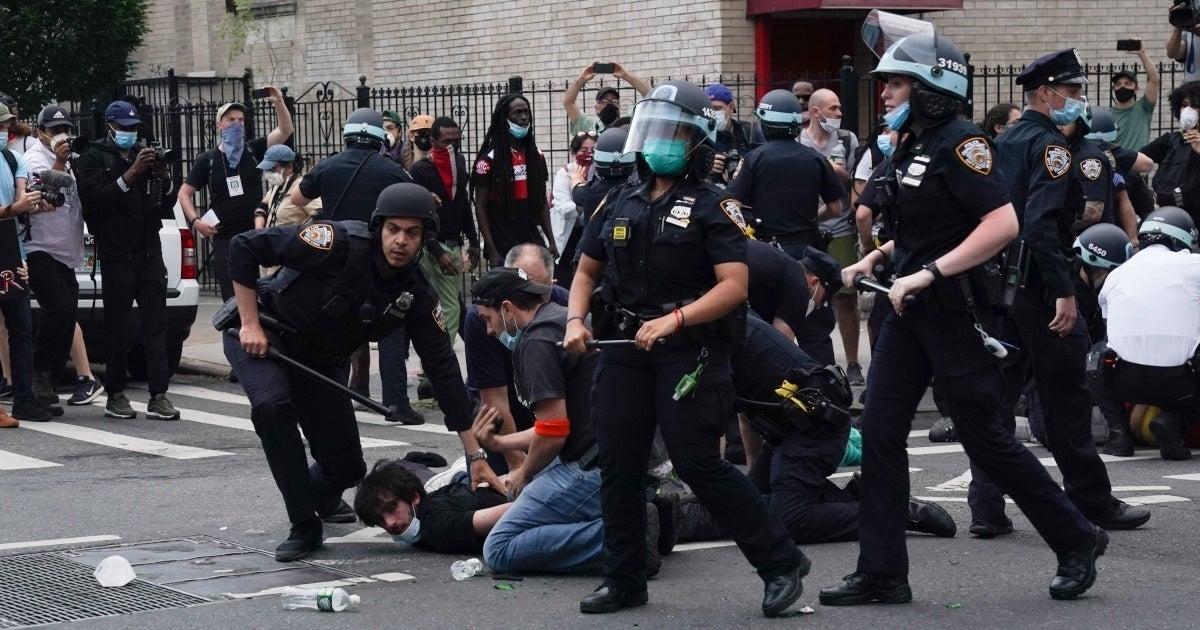 brooklyn protests getty images