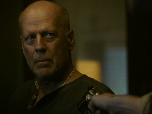 Bruce Willis and Chad Michael Murray Held at Gunpoint in Exclusive 'Survive the Night' Clip