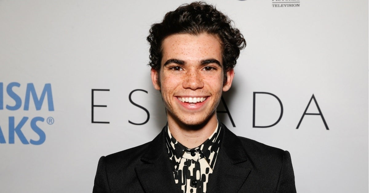 cameron boyce getty images