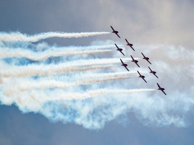 Canadian Snowbirds Reveal Identity of Captain Killed in Flyover Meant to Honor Front-line Workers