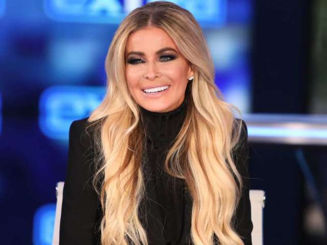 Carmen Electra Reacts to 'SportsCenter' Shoutout