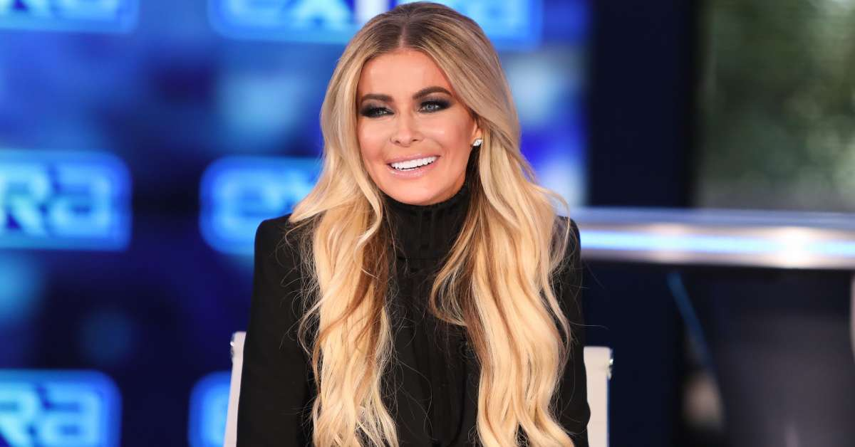 Carmen Electra reacts sportscenter shoutout