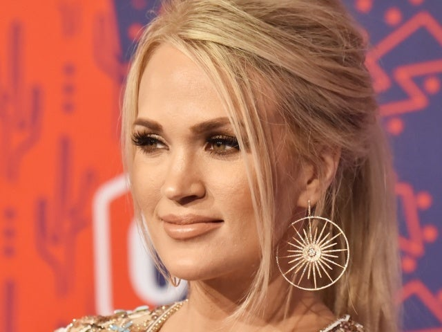 Carrie Underwood Shows off Enviable Walk-in Closet With New Comfy CALIA Photo