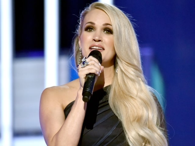 Carrie Underwood Freaks out Over Her 'Proof' That a Ghost Haunts Her Cabin
