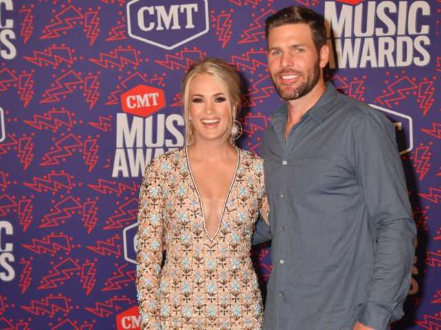 Carrie Underwood's Husband Mike Fisher Reveals Touching Memorial Day Tribute
