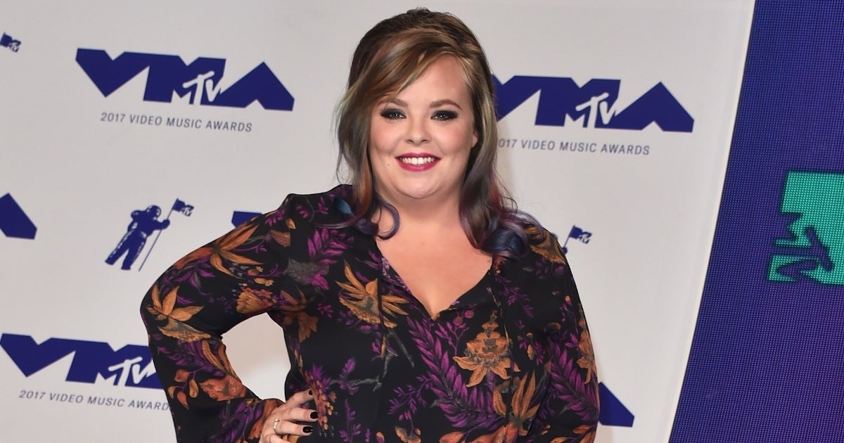 catelynn lowell getty images