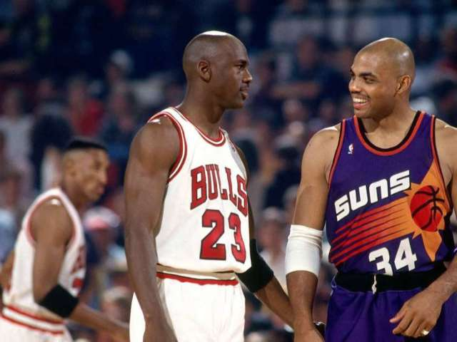Charles Barkley Still Torn up About Falling out With Michael Jordan