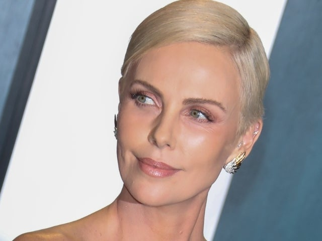 Charlize Theron Shares Rare Photo With Daughter Jackson on Set of 'Mad Max: Fury Road'