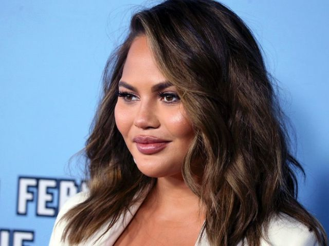 Chrissy Teigen Gets Tested for Coronavirus, Reveals Video of Swab Going up Her Nose