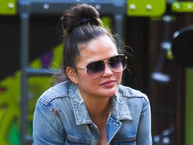 Chrissy Teigen Takes Shot at Conspiracy Theorists After Donald Trump Sends Well Wishes to Ghislaine Maxwell