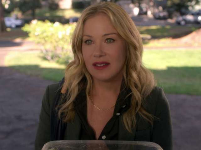'Dead to Me' Season 2 Features Surprise 'Married... With Children' Reunion for Christina Applegate