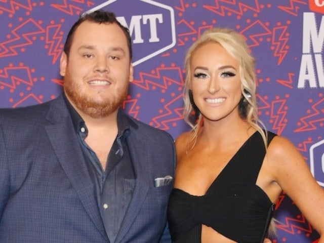 Luke Combs and Fiancee Share Engagement Story for the First Time: 'It's Not Cute'
