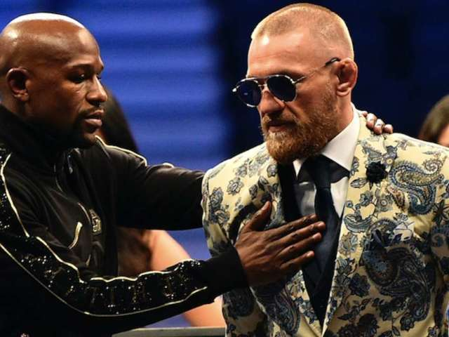 UFC Fighter Conor McGregor Makes Bold Claim About Floyd Mayweather Fight, Calls for 'Part 2'