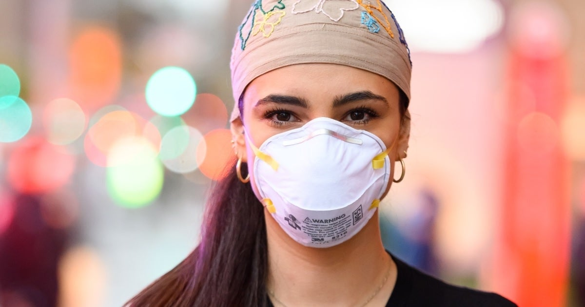 coronavirus face mask getty images
