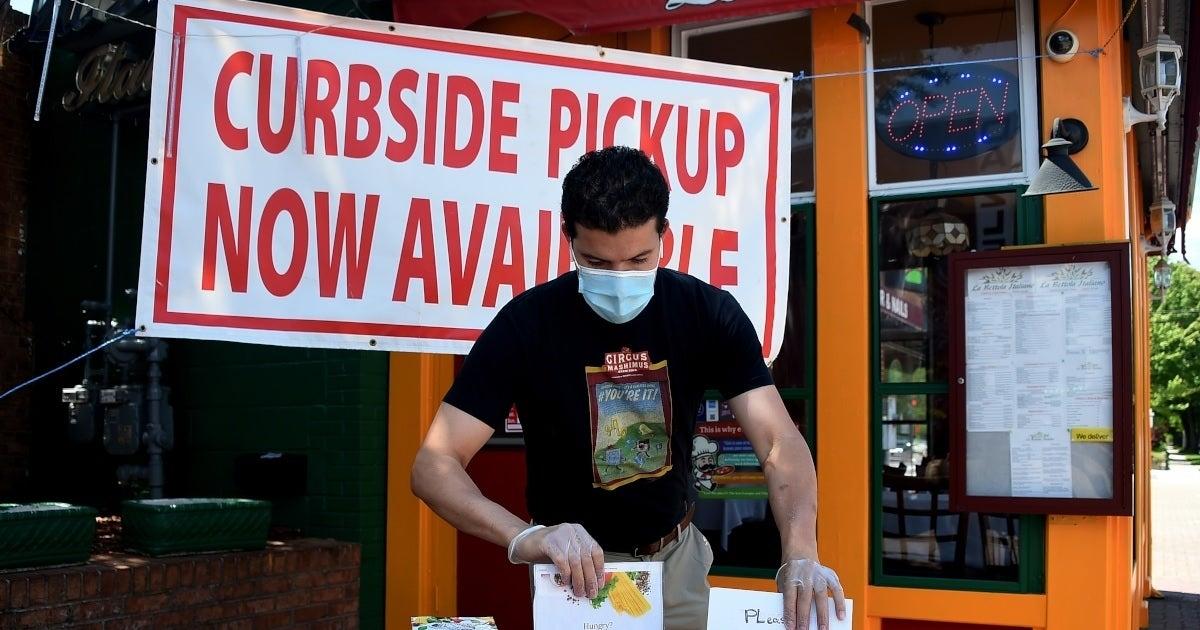 coronavirus restaurant getty images