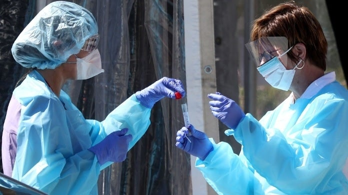 coronavirus testing getty images 2