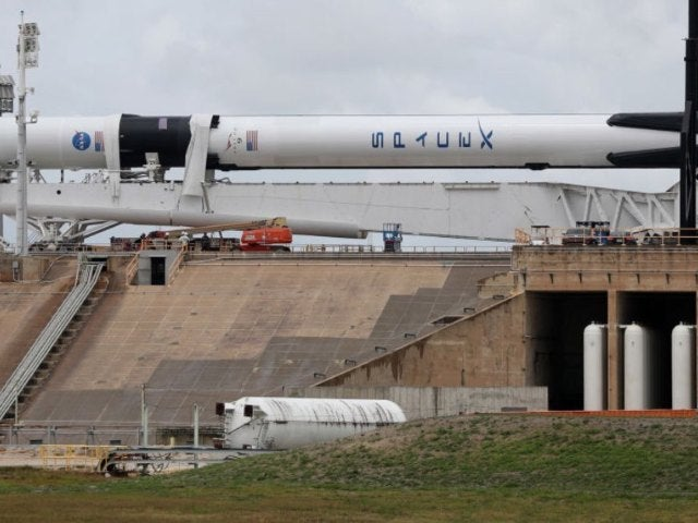 Florida Weather Threatens to Delay SpaceX Demo-2 Launch