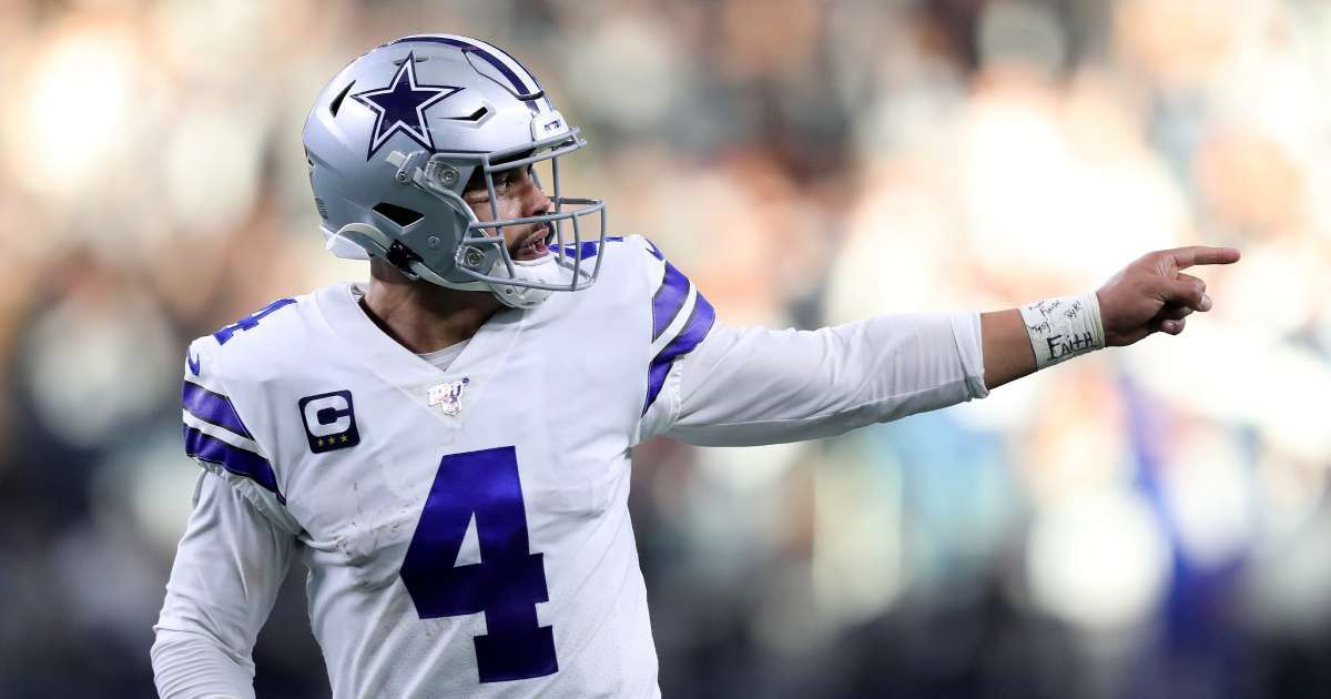 Dak Prescott Dallas Cowboys refute claim QB turned down 5-year 175M contract