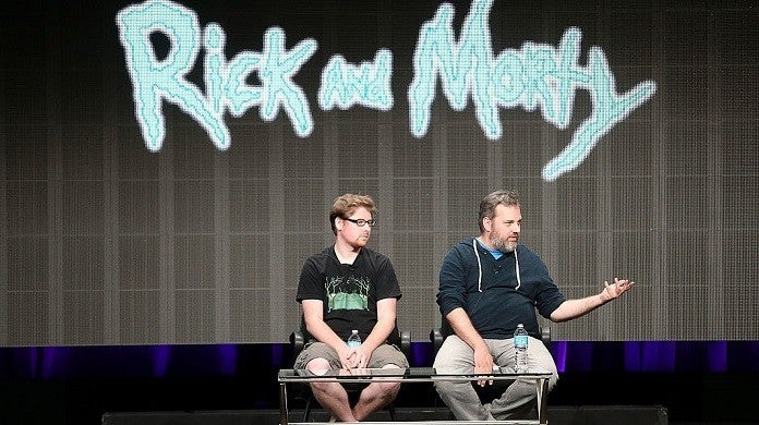 dan-harmon-justin-roiland-rick-and-morty-getty