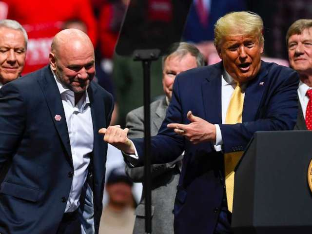 UFC 249: Donald Trump Praises Dana White on Event, Calling It 'Important' Amid States Reopening