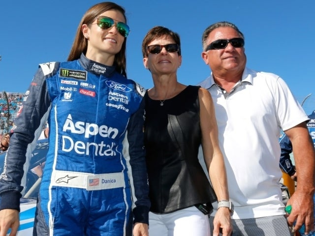 Danica Patrick Reveals Rare Photo With Mom, and They're Identical