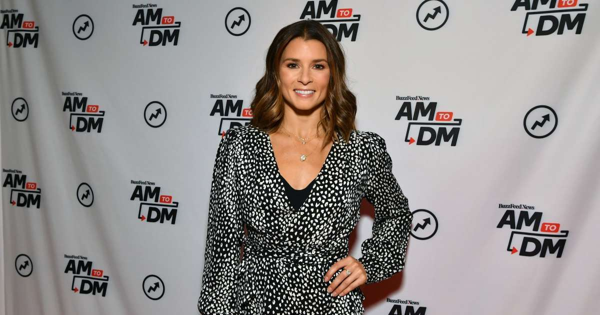 Danica Patrick taking heat dining out friends amid pandemic