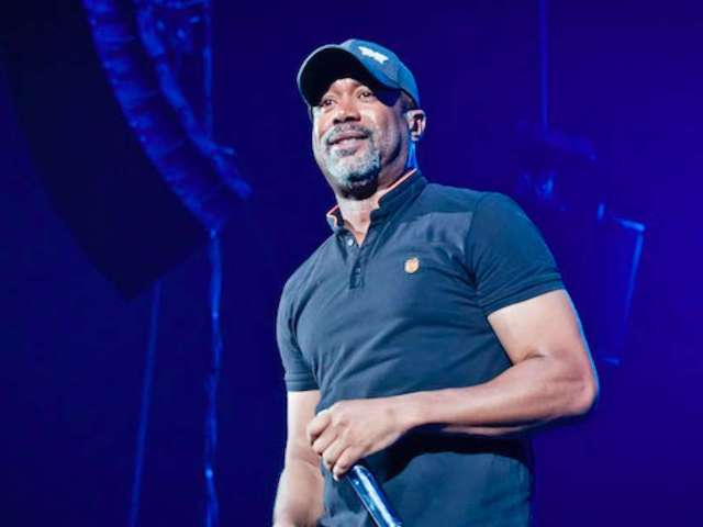 Country Star Darius Rucker to Perform National Anthem for NASCAR's Return