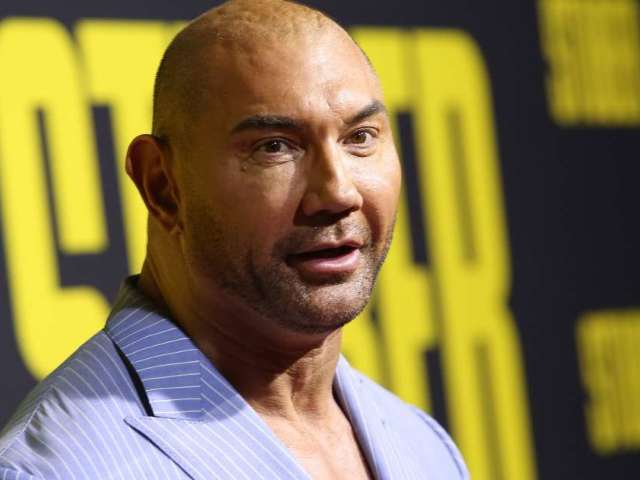 Dave Bautista's Fiery Face Mask Tweet Sets off Twitter