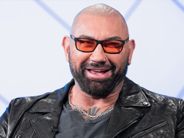 Dave Bautista Calls Donald Trump a Clown Over Hydroxychloroquine Use