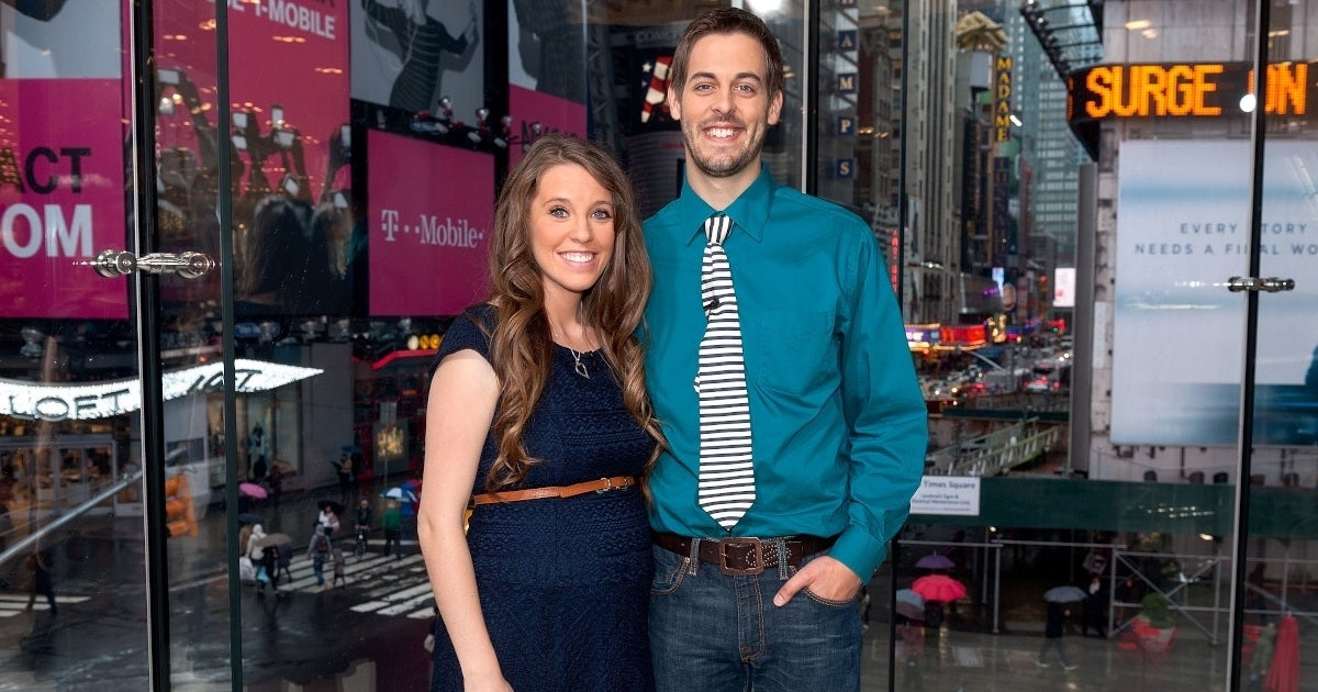 derick dillard jill duggar getty images