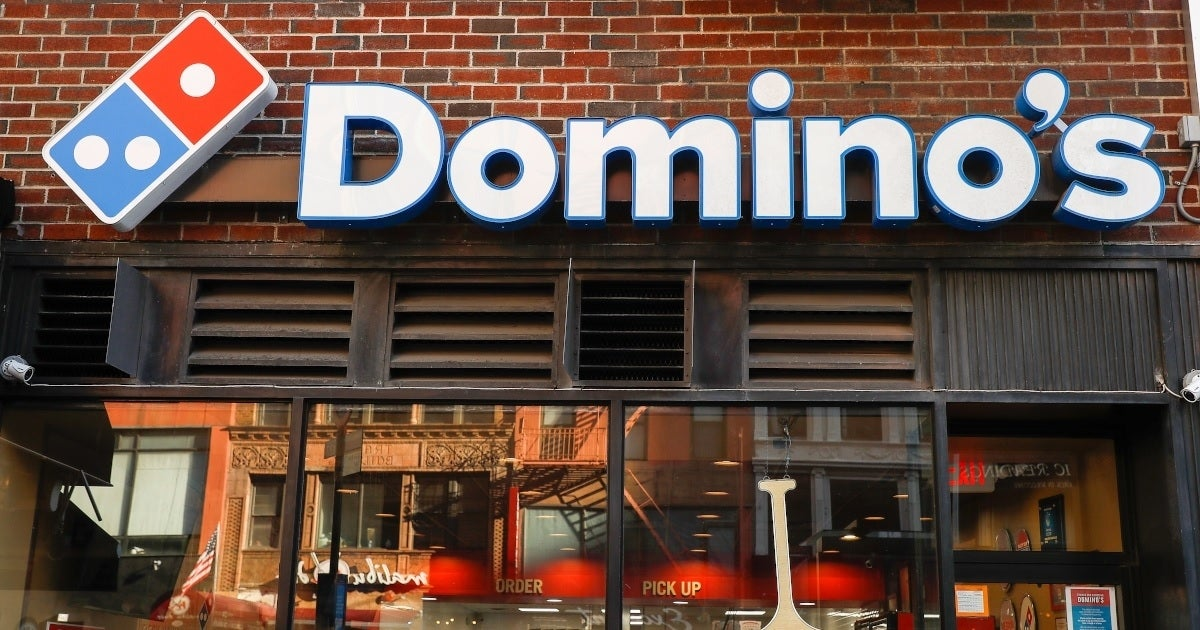 domino's getty images