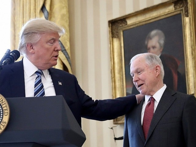 Jeff Sessions Pushes Back Against Donald Trump After Scathing Tweets