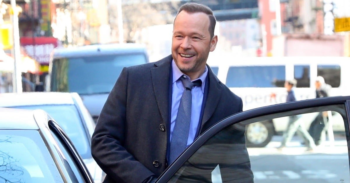 donnie wahlberg getty images