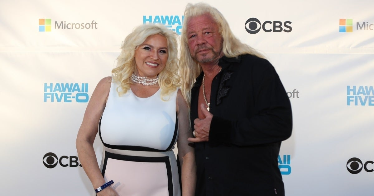 duane chapman beth chapman getty images