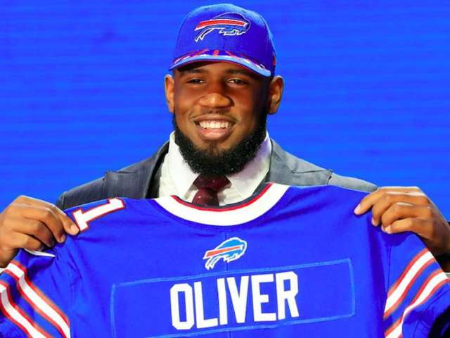 Ed Oliver Jr., Bills Defensive Tackle, Arrested for DWI
