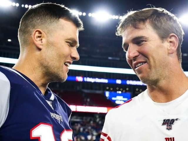 Newly-Retired Eli Manning Joins Twitter, Tom Brady Fires Back With '4th Quarter' Joke